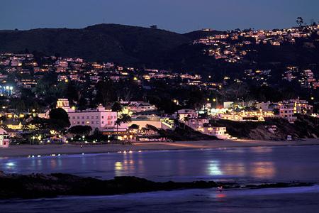 Laguna Beach Night