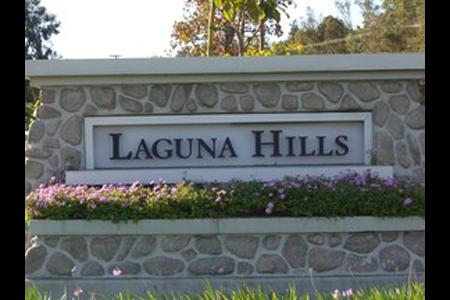Laguna Hills sign