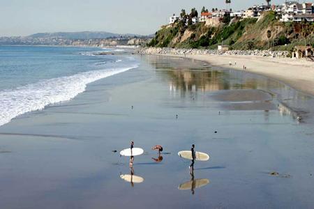 san clemente surfers