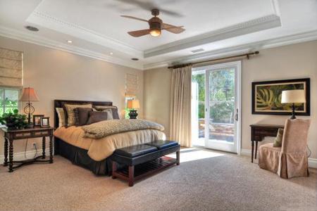 Rancho Madrina bedroom