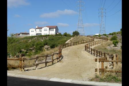 Rancho Madrina horse trail