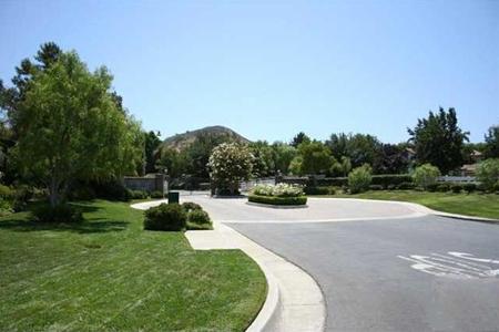 Warmington homes gate