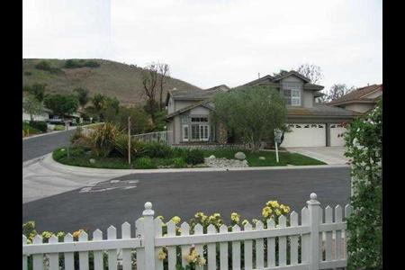 Warmington homes neighborhood