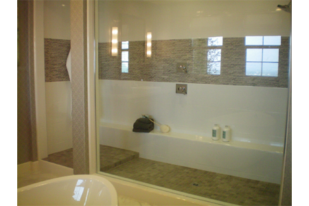 Blackstone coral ridge shower