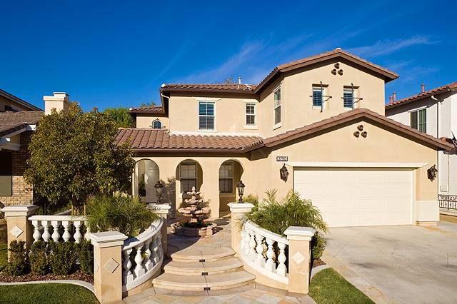 Olinda Ranch Homes Floor Plan Home Plan